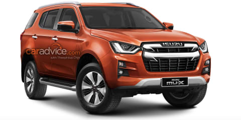 2021 Isuzu MU-X: Everything we know so far