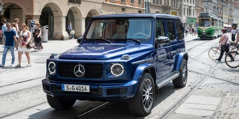 Electric G-Class coming 'in a few years', says Mercedes-Benz Cars boss
