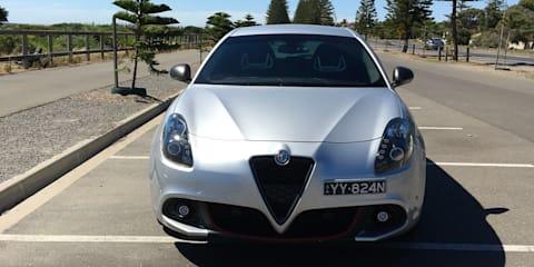 2016 Alfa Romeo Giulietta Veloce TCT review