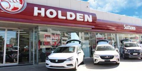 Iconic Holden dealer switches to Ford