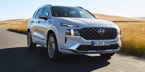 2021 Hyundai Santa Fe price and specs: More kit, price rises for updated seven-seater