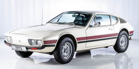 Cars you didn't know you want: Volkswagen SP2