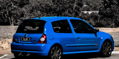 2005 Renault Clio Sport Cup F1 Team Ed review
