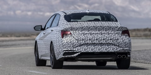 Hyundai i30 Sedan gets N-Line treatment, due in Australia late 2020