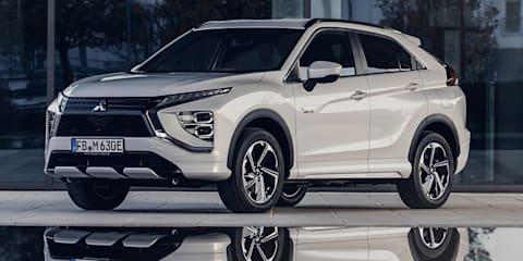 2021 Mitsubishi new cars