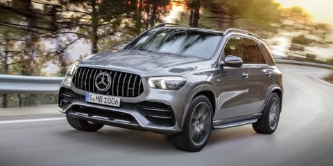 2020 Mercedes-AMG GLE53 revealed