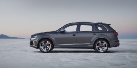 2020 Audi SQ7 revealed, Australian debut confirmed