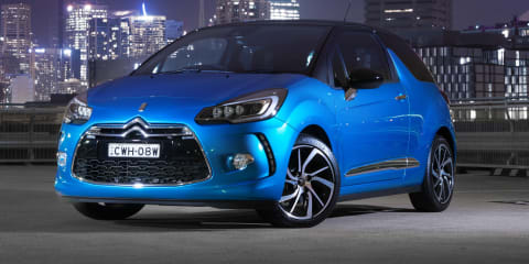2015 Citroen DS3 Review