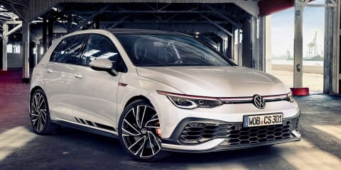 2021 Volkswagen Golf GTI Clubsport unveiled with 221kW