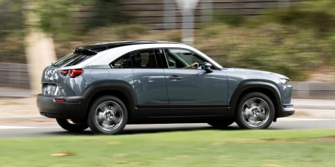 2021 Mazda MX-30 M Hybrid and Electric review: Quick drive