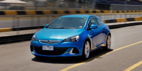 Opel Astra OPC: pricing and specifications