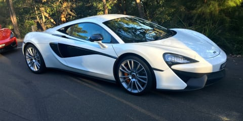 2017 McLaren 540C Walkaround —What are the 570S and 540C differences?