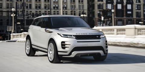 2021 Range Rover Evoque price and specs: Mild hybrid option now available