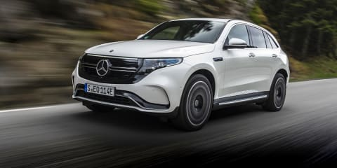2019 Mercedes-Benz EQC 400 review