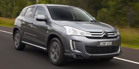 Citroen C4 Aircross: French SUV launched under new local distributor