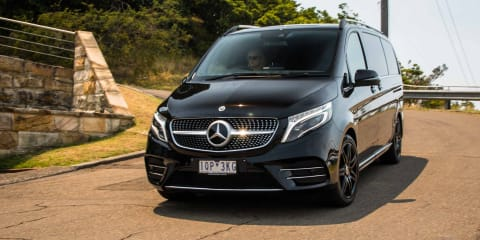 2019 Mercedes-Benz V-Class recalled due to faulty head restraints