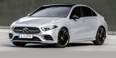 2020 Mercedes-Benz A250, A250 4Matic sedan pricing and specs