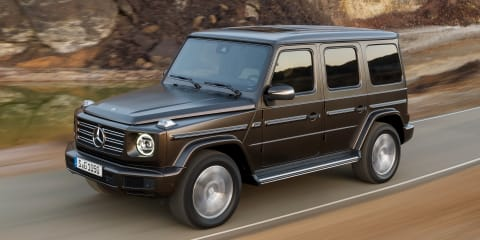 2021 Mercedes-Benz G-Class price and specs: Diesel returns, AMG price rise