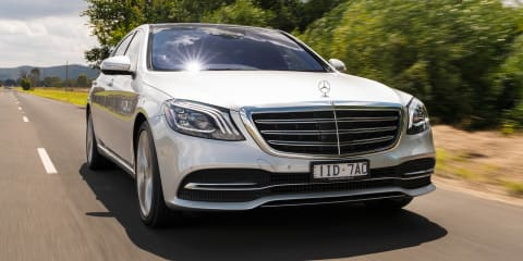 2017-18 Mercedes-Benz S-Class recalled