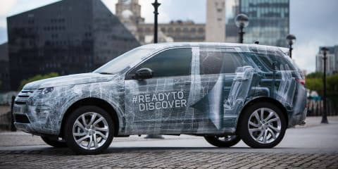 Land Rover Discovery Sport confirmed to feature seven-seat option
