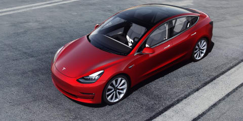 Tesla Model 3 coming to Australia in 'mid-2019'
