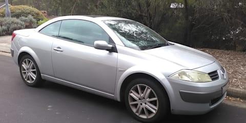 2005 Renault Megane Dynamique LX review