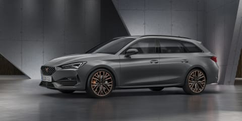 2020 Cupra Leon range to debut at Geneva motor show, hybrid included