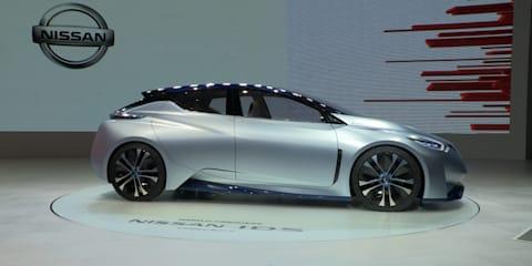 Nissan Australia planning for next-gen Leaf