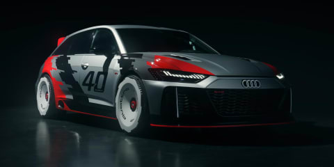 Audi RS 6 GTO concept unveiled