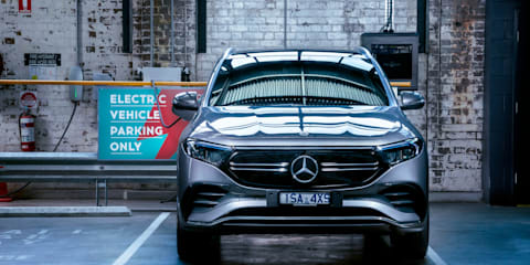 2021 Mercedes-Benz EQA250 launch review