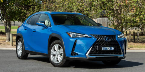 Lexus Australia: Strong sales driven by hybrid demand