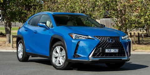 Lexus Australia: Strong sales driven by hybrid demand