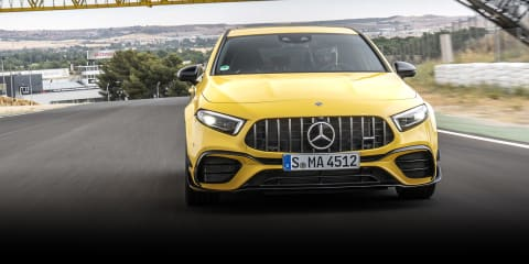 2020 Mercedes-AMG A45 review: International launch