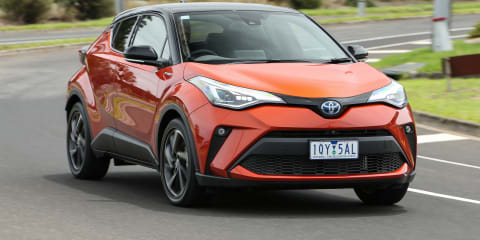 2021 Toyota C-HR price and safety updates announced, C-HR GR Sport appears in govt database