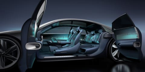 Hyundai Prophecy electric concept is a study in curves - UPDATE