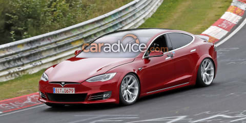 Tesla Nurburgring record attempt postponed