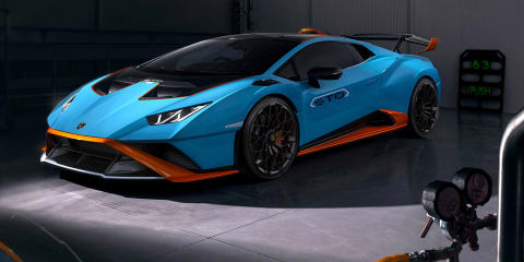 2021 Lamborghini Huracan STO revealed