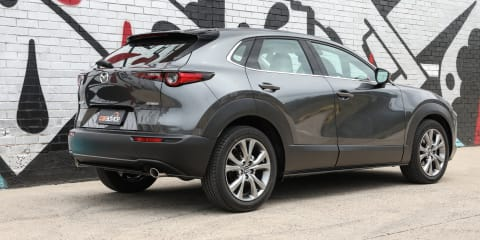 2020 Mazda CX-30 review: G25 Astina FWD