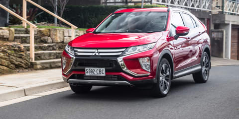 2020 Mitsubishi Eclipse Cross LS FWD review