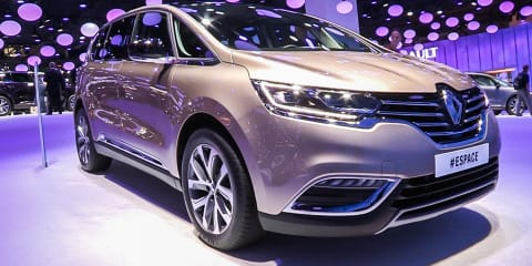 2015 Renault Espace - first look