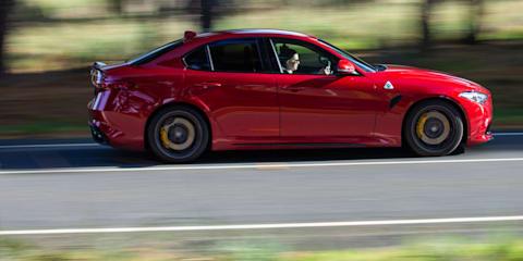 REVISIT: 2019 Alfa Romeo Giulia Quadrifoglio review
