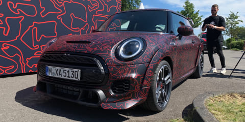2020 Mini JCW GP will be the fastest road-going Mini ever