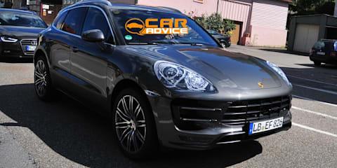 Porsche Macan Turbo: hotter luxury crossover spied