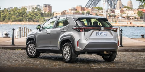 2021 Toyota Yaris Cross GX review