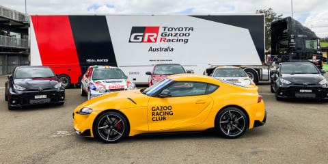 Toyota Gazoo Racing club opens to owners