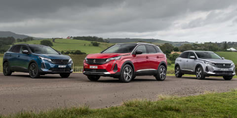 2021 Peugeot 3008 price and specs