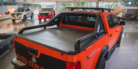 Holden Colorado Accessory Packs launched: Something for everyone?