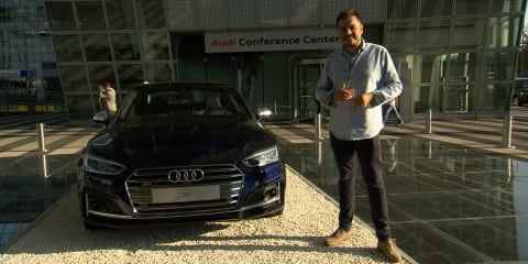 How does CarAdvice learn about new car technology? Behind the scenes at the Audi Tech Day in Munich