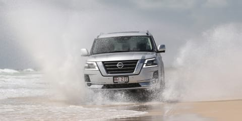 Nissan Patrol V8 Warrior is go! Dealers told to expect flagship 4WD next year