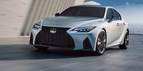 2021 Lexus IS revealed, Australian launch due late 2020